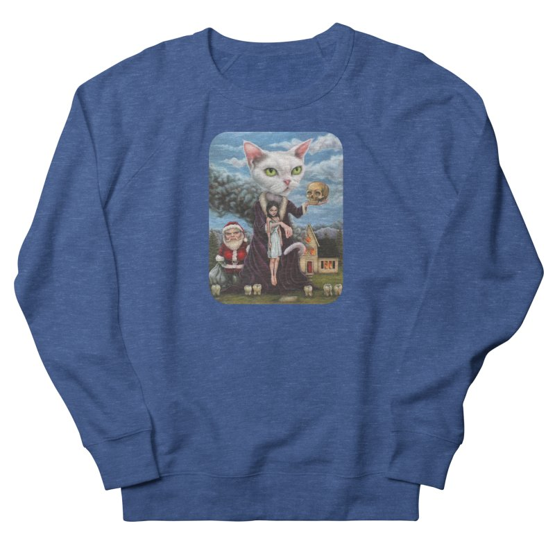 The Sleeper Men's French Terry Sweatshirt by Ken Keirns
