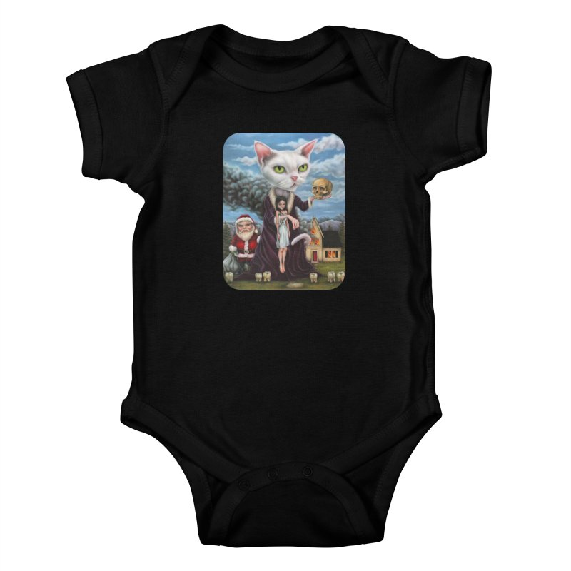 The Sleeper Kids Baby Bodysuit by Ken Keirns