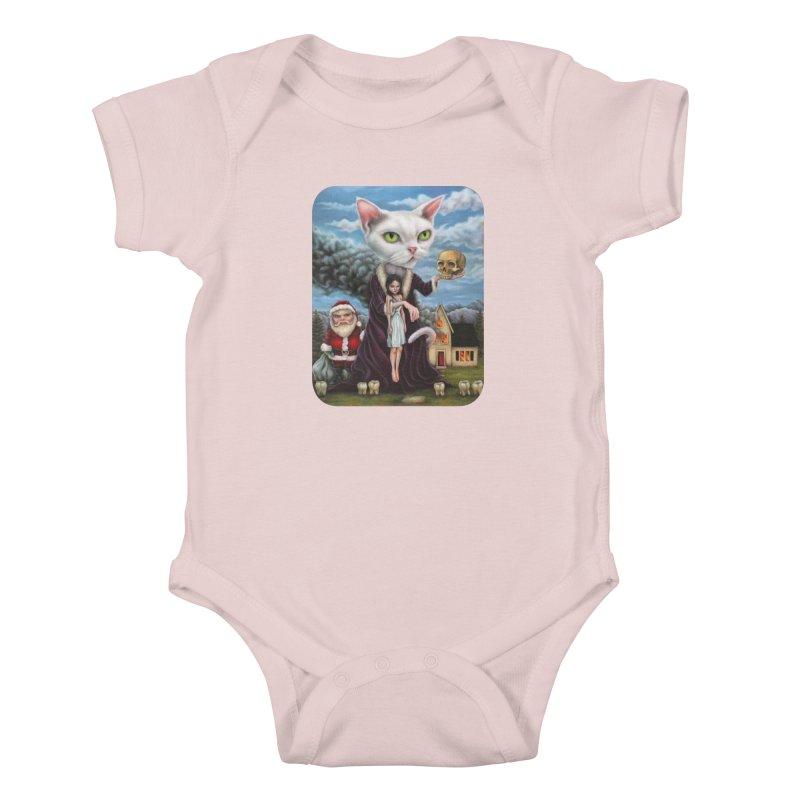 The Sleeper Kids Baby Bodysuit by Ken Keirns