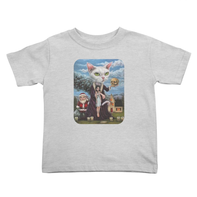 The Sleeper Kids Toddler T-Shirt by Ken Keirns