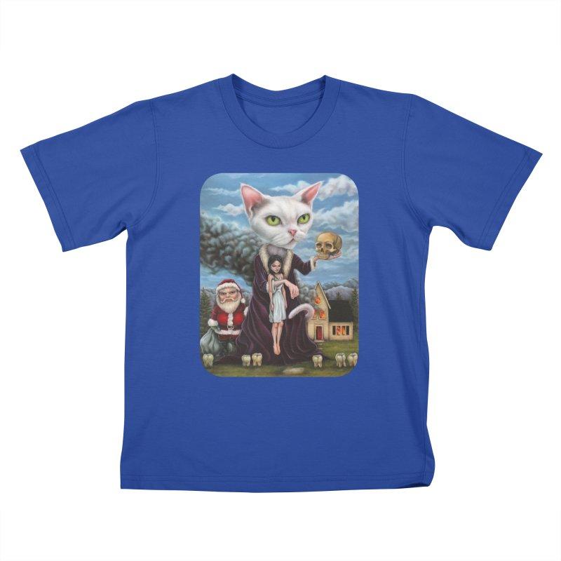 The Sleeper Kids T-Shirt by Ken Keirns