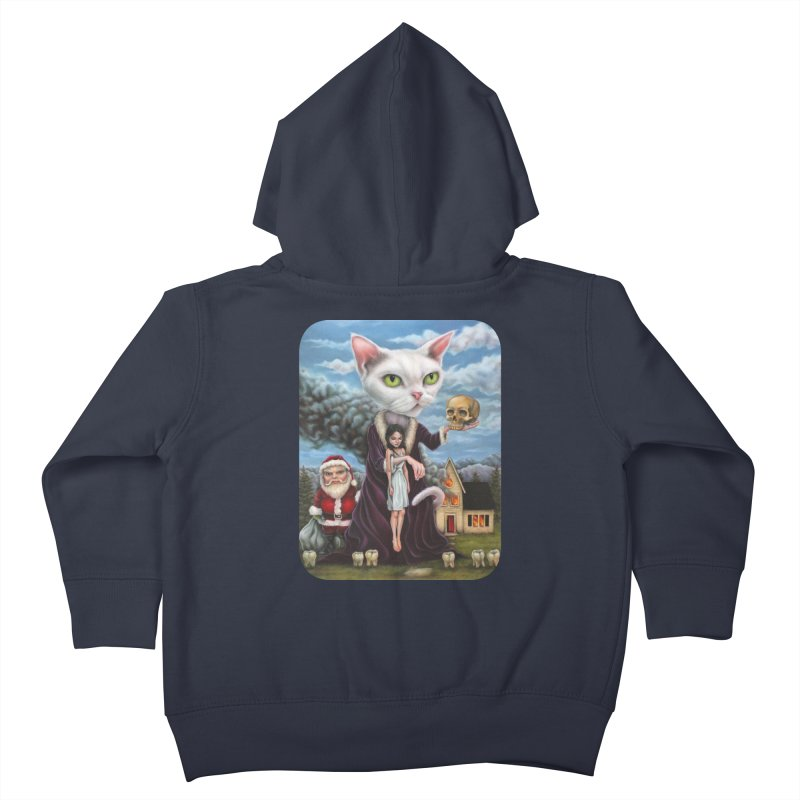 The Sleeper Kids Toddler Zip-Up Hoody by Ken Keirns