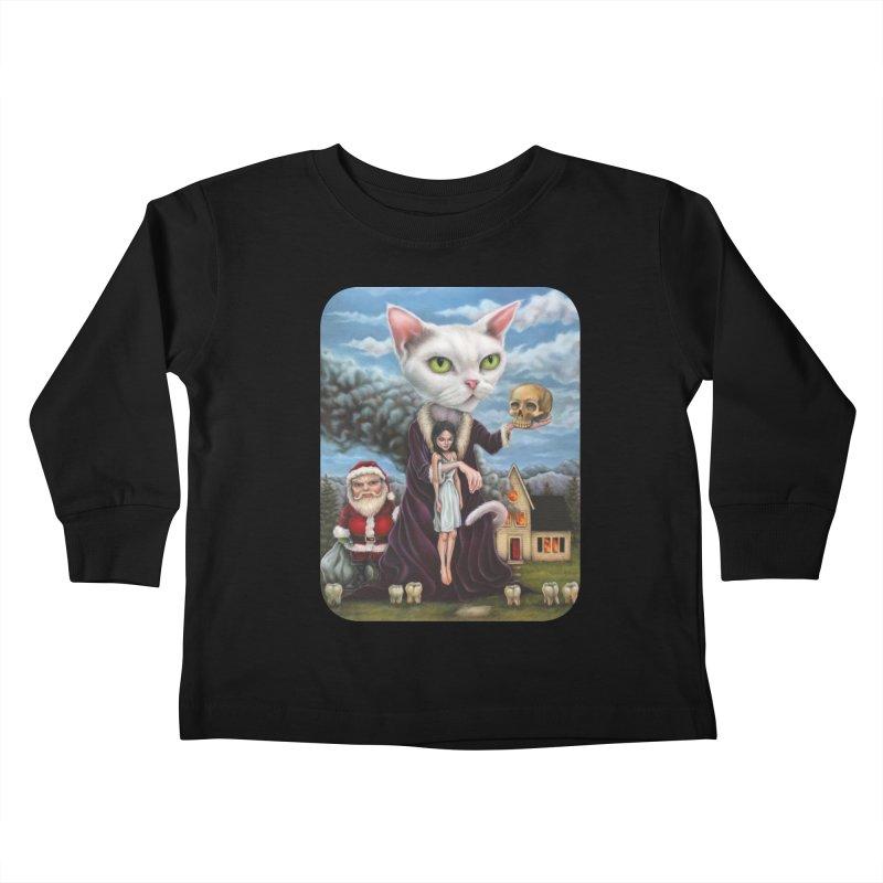 The Sleeper Kids Toddler Longsleeve T-Shirt by Ken Keirns