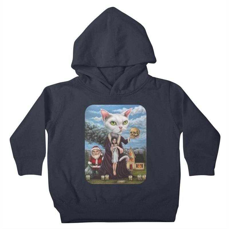 The Sleeper Kids Toddler Pullover Hoody by Ken Keirns