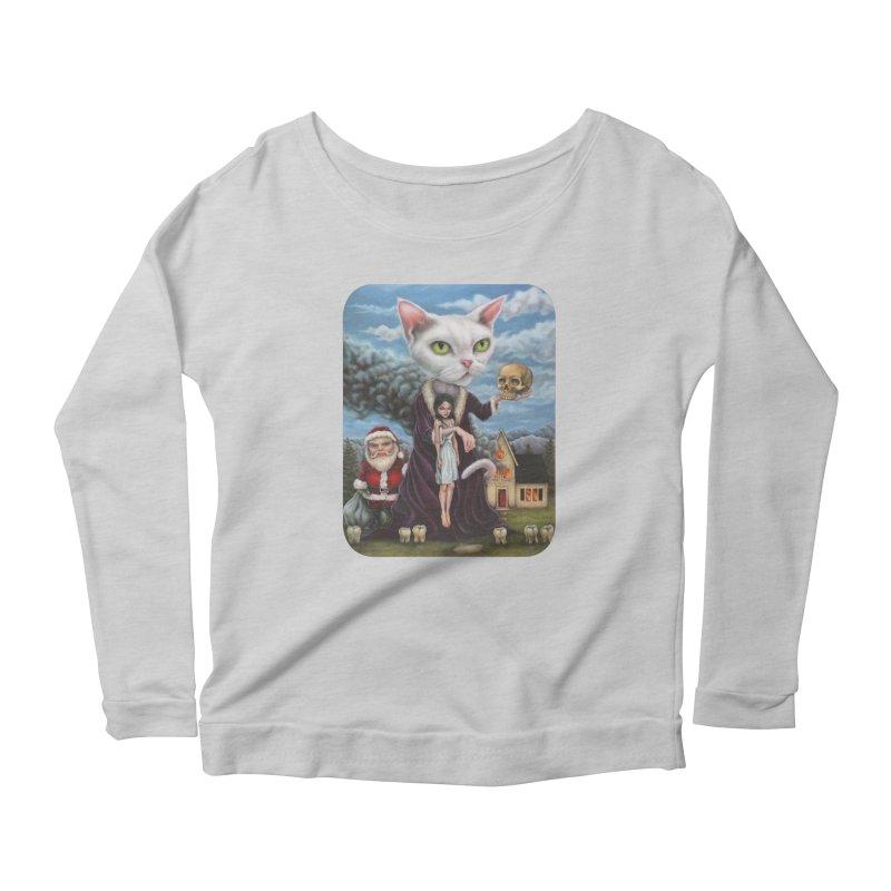 The Sleeper Women's Scoop Neck Longsleeve T-Shirt by Ken Keirns