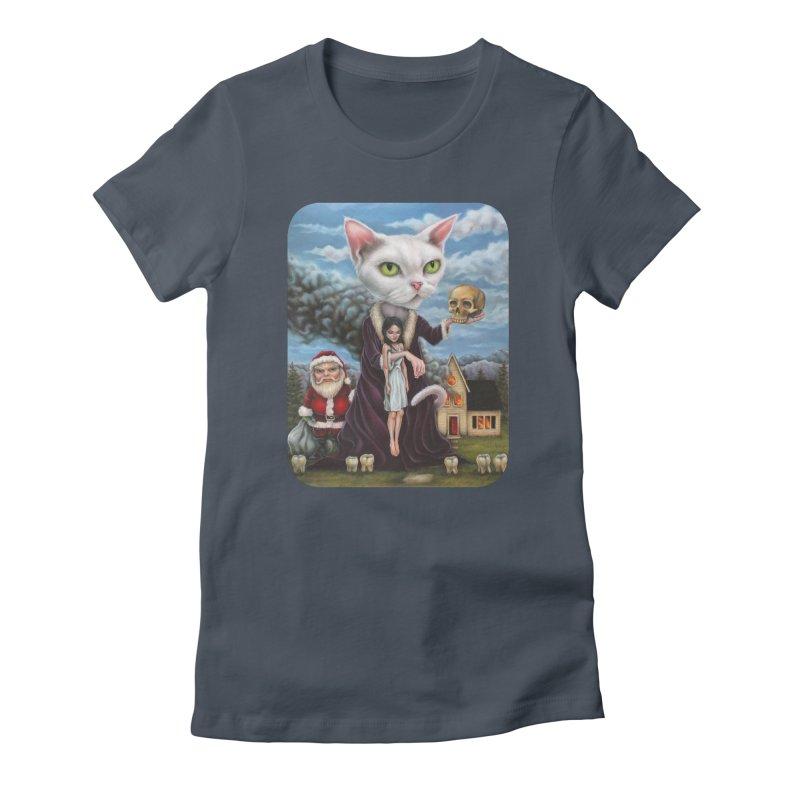 The Sleeper Women's T-Shirt by Ken Keirns