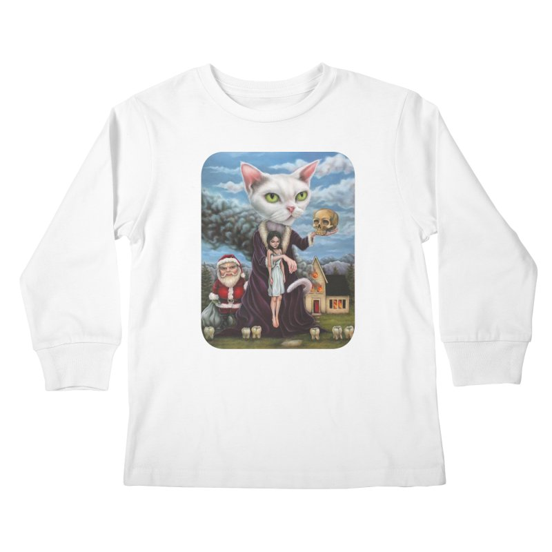 The Sleeper Kids Longsleeve T-Shirt by Ken Keirns