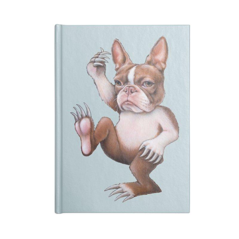 Grumpy Rumpus (cut out) Accessories Notebook by Ken Keirns