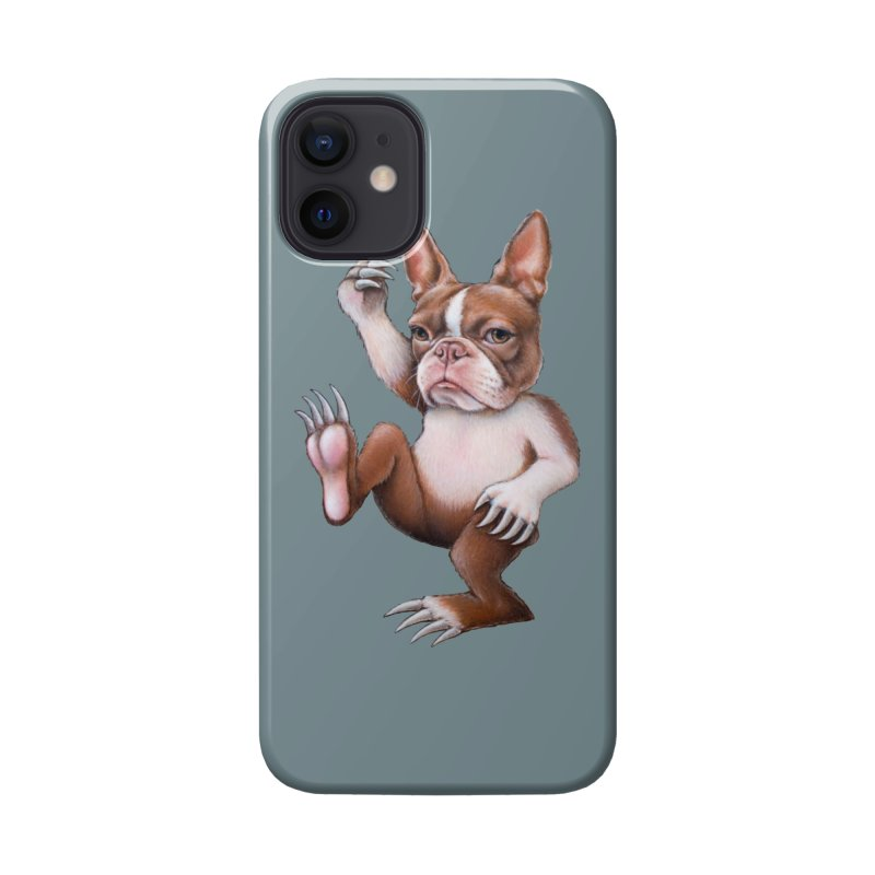 Grumpy Rumpus (cut out) Accessories Phone Case by Ken Keirns