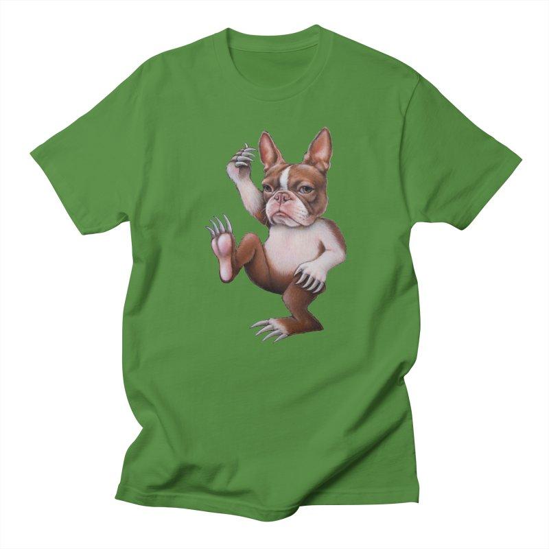 Grumpy Rumpus (cut out) Men's T-shirt by kenkeirns's Artist Shop