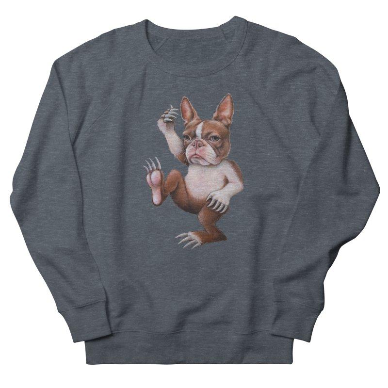 Grumpy Rumpus (cut out) Women's Sweatshirt by kenkeirns's Artist Shop