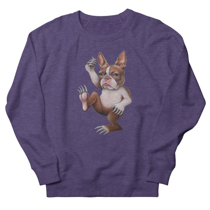 Grumpy Rumpus (cut out) Men's Sweatshirt by kenkeirns's Artist Shop