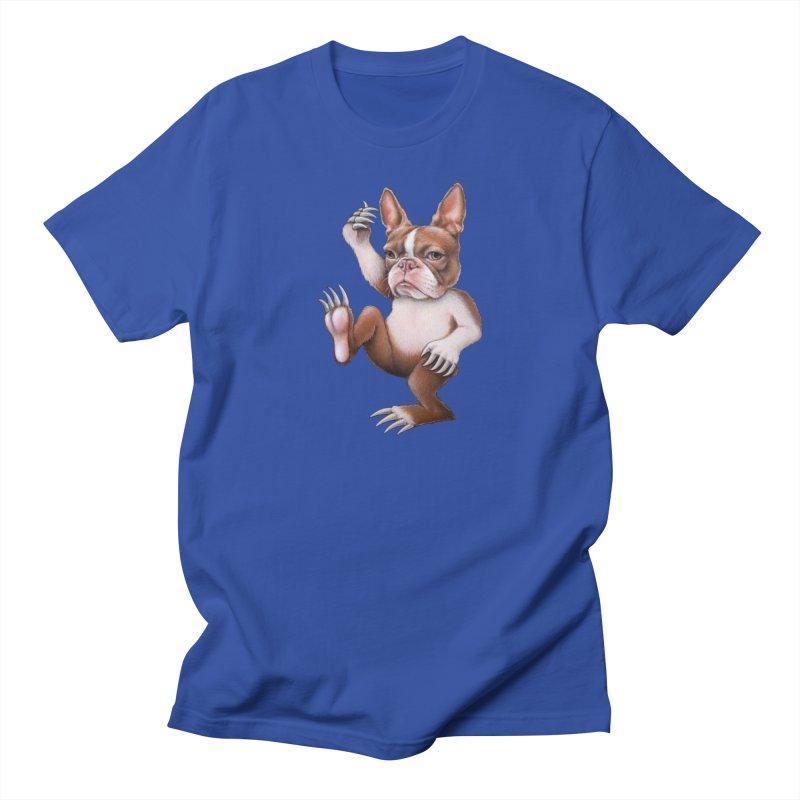 Grumpy Rumpus (cut out) Men's Regular T-Shirt by Ken Keirns