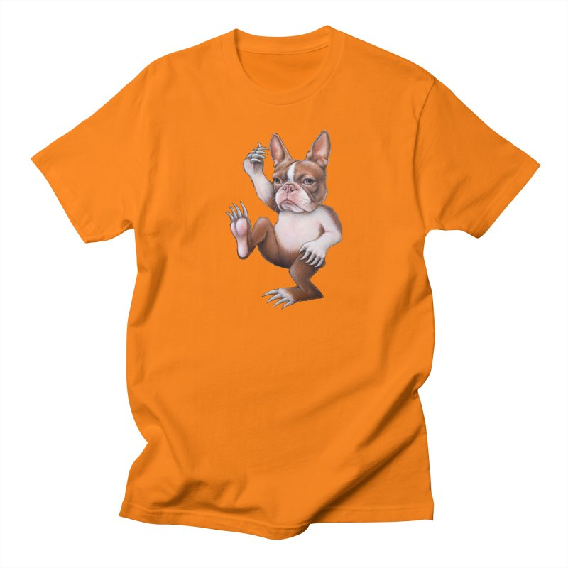 Grumpy Rumpus (cut out) Men's T-Shirt by Ken Keirns