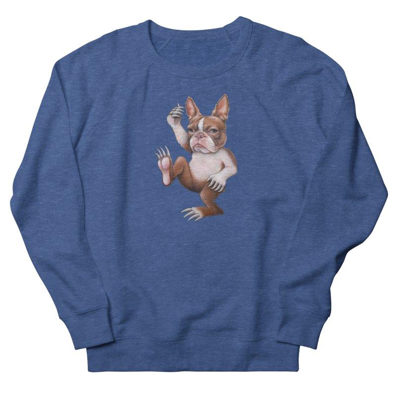 Grumpy Rumpus (cut out) Men's Sweatshirt by Ken Keirns