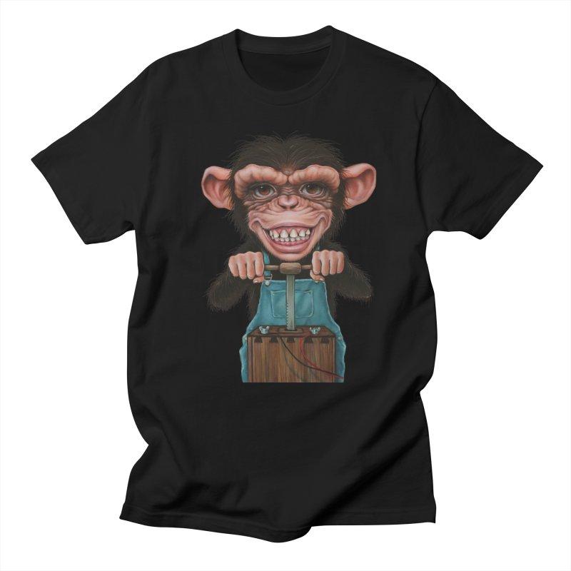 Boom Box (cut out) Men's T-shirt by kenkeirns's Artist Shop