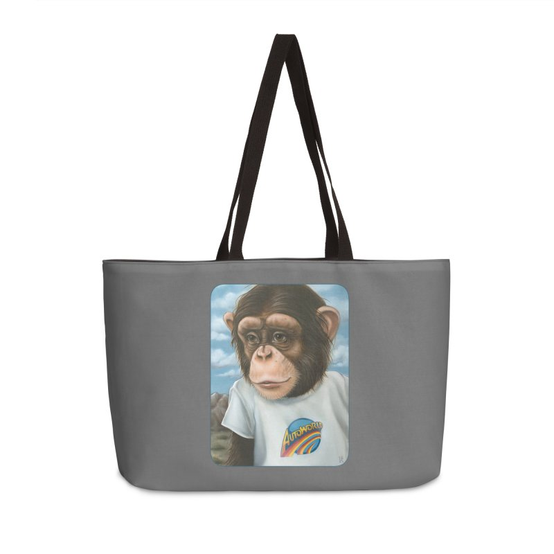 Auto Chimp Accessories Bag by Ken Keirns