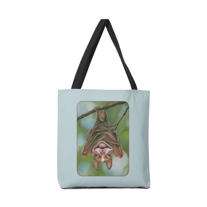 The rarely seen Boston Pteropus Accessories Tote Bag Bag by Ken Keirns