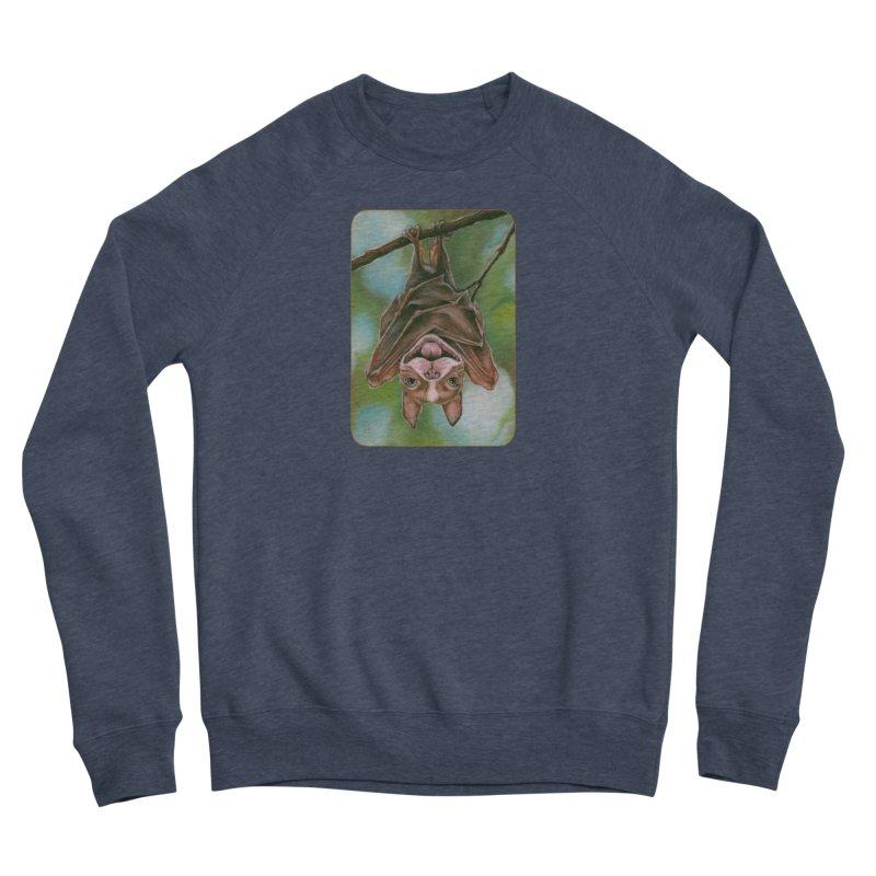 The rarely seen Boston Pteropus Women's Sweatshirt by Ken Keirns