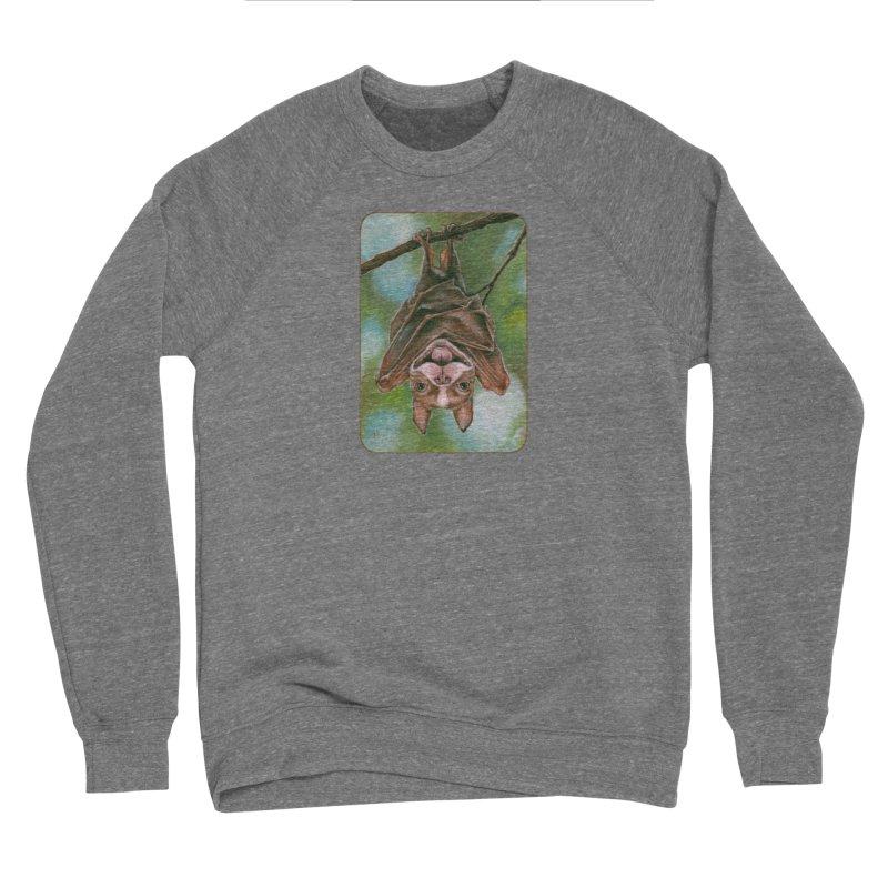 The rarely seen Boston Pteropus Women's Sponge Fleece Sweatshirt by Ken Keirns