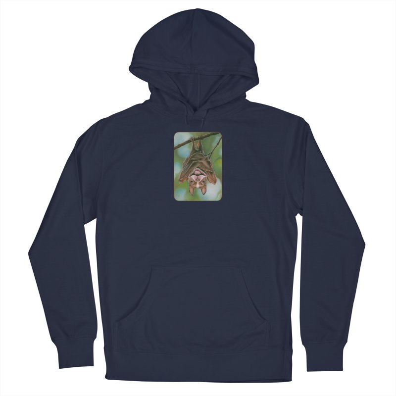The rarely seen Boston Pteropus Men's Pullover Hoody by Ken Keirns
