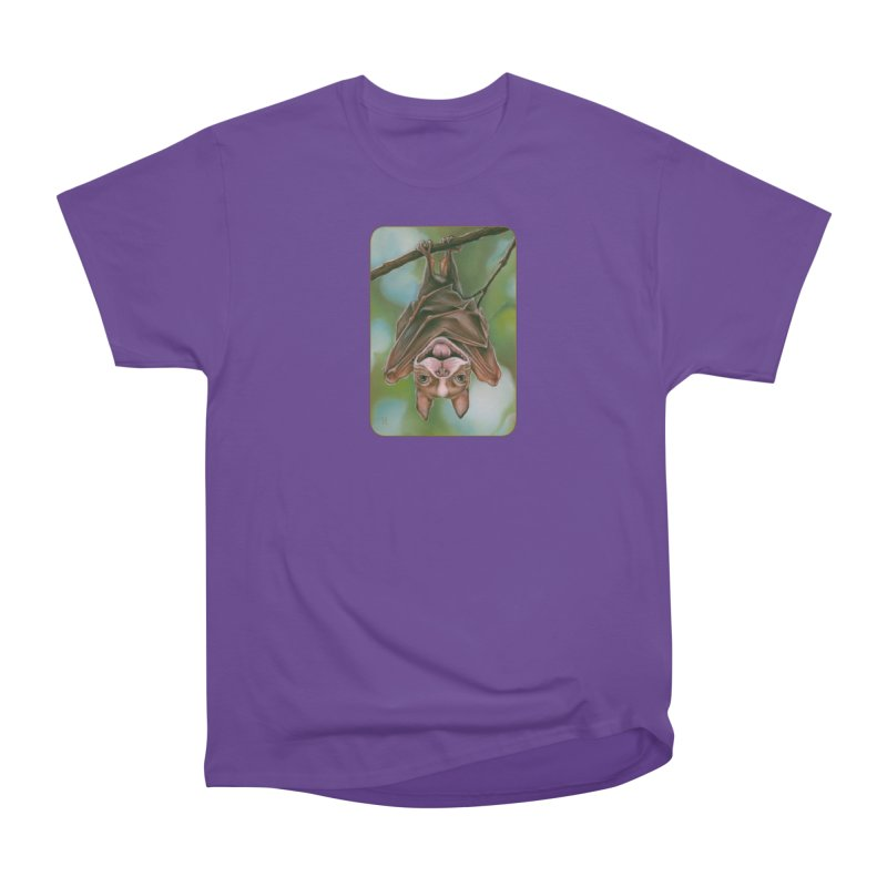 The rarely seen Boston Pteropus Men's Heavyweight T-Shirt by Ken Keirns