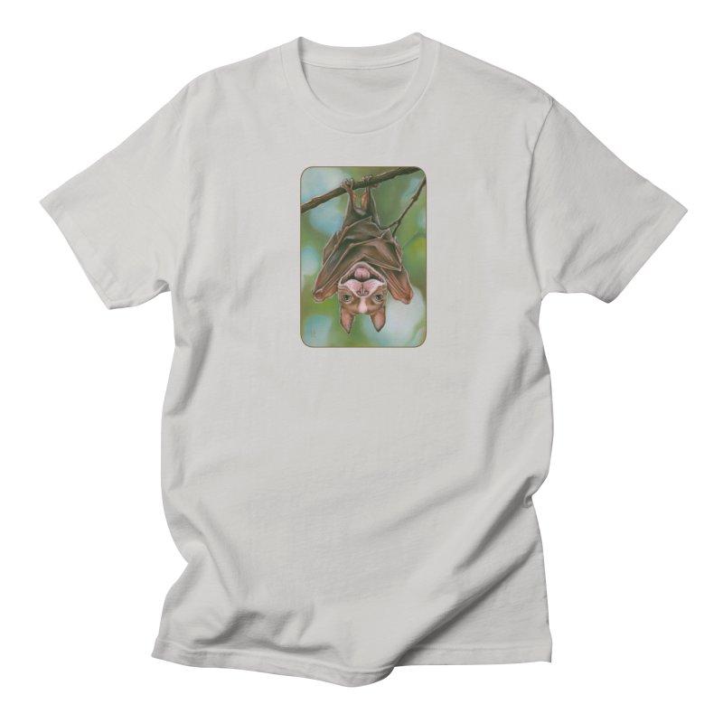The rarely seen Boston Pteropus Women's Regular Unisex T-Shirt by Ken Keirns