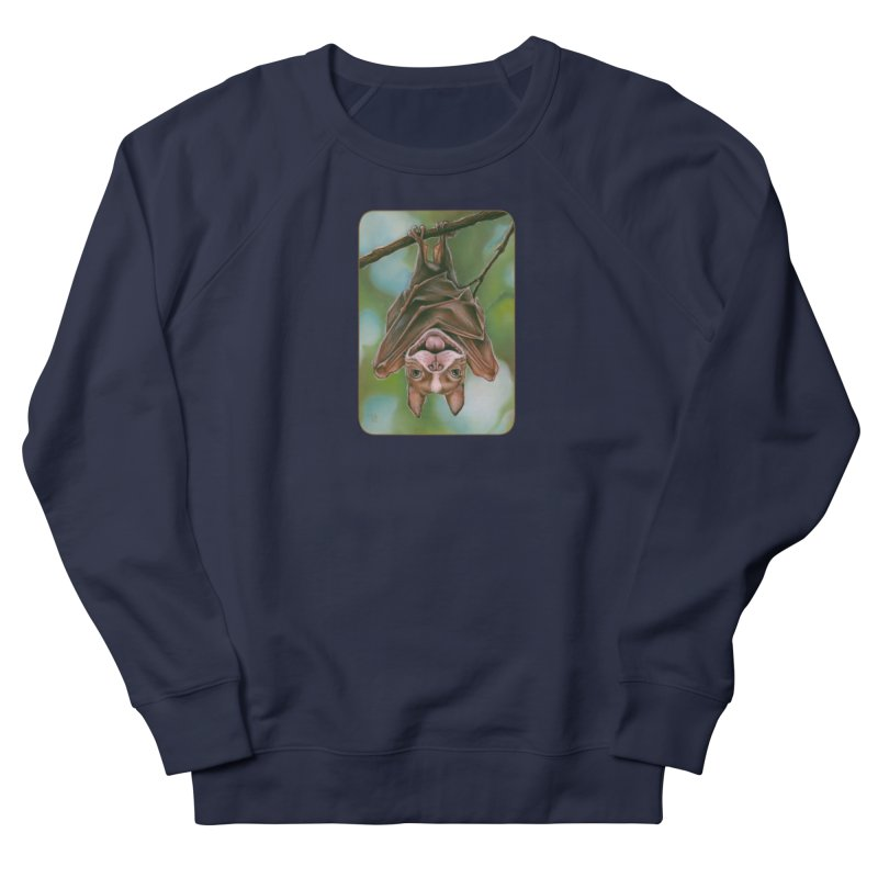 The rarely seen Boston Pteropus Men's French Terry Sweatshirt by Ken Keirns