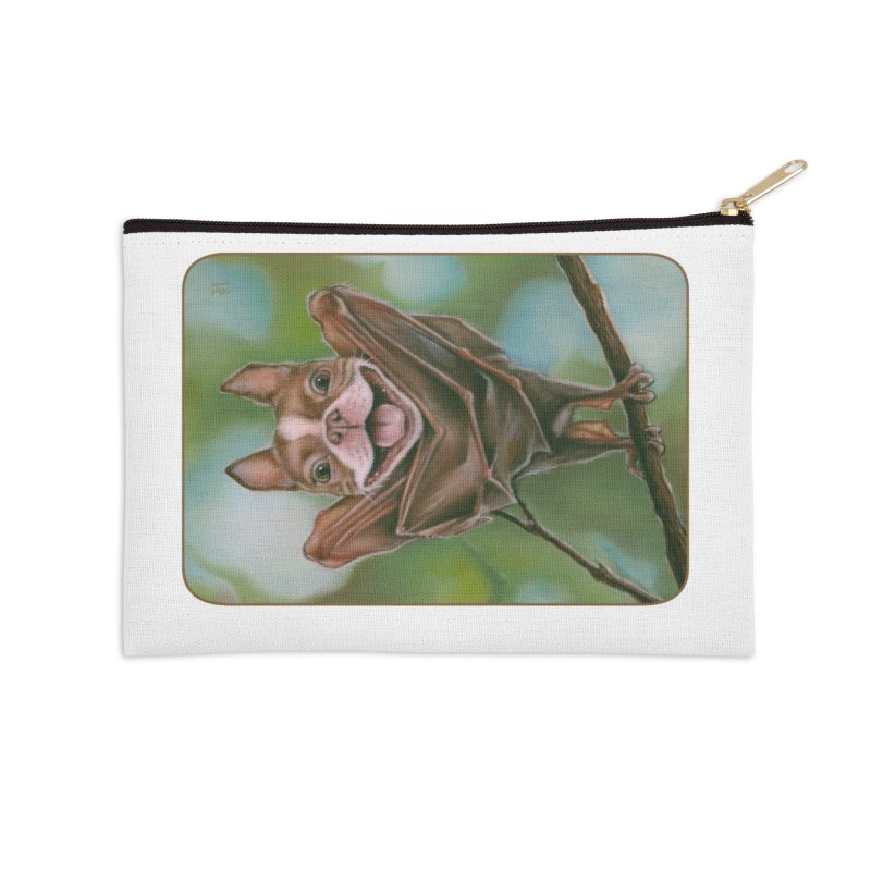 The rarely seen Boston Pteropus Accessories Zip Pouch by Ken Keirns