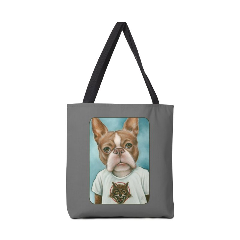 Sheep In Wolf's Clothing Accessories Tote Bag Bag by Ken Keirns