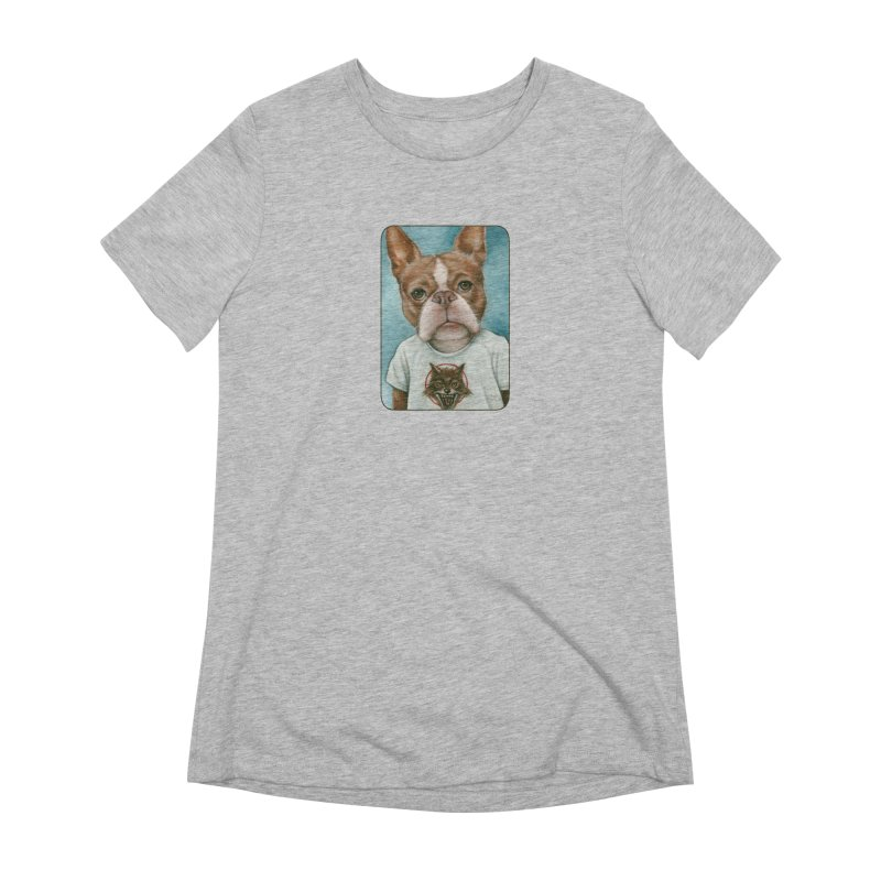 Sheep In Wolf's Clothing Women's Extra Soft T-Shirt by Ken Keirns