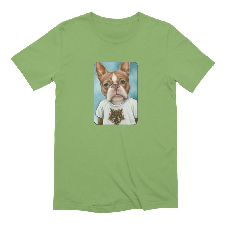Sheep In Wolf's Clothing Men's Extra Soft T-Shirt by Ken Keirns