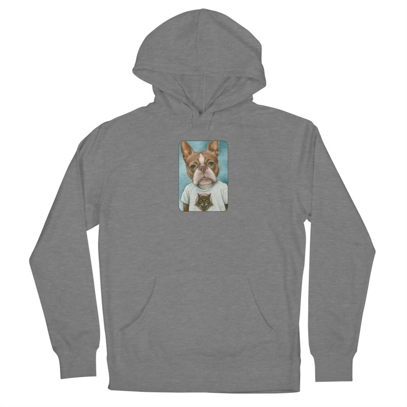 Sheep In Wolf's Clothing Women's Pullover Hoody by Ken Keirns