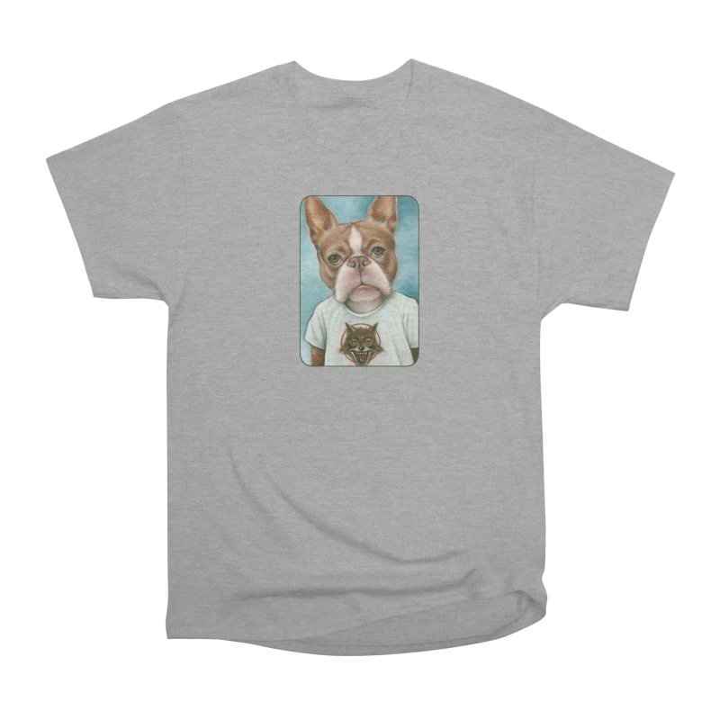 Sheep In Wolf's Clothing Women's Heavyweight Unisex T-Shirt by Ken Keirns