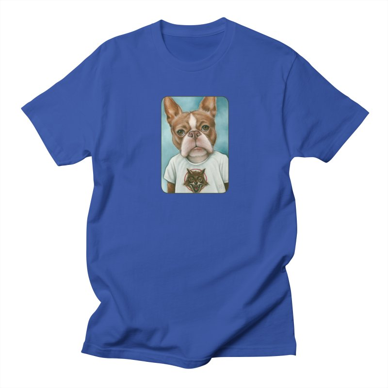 Sheep In Wolf's Clothing Women's Regular Unisex T-Shirt by Ken Keirns