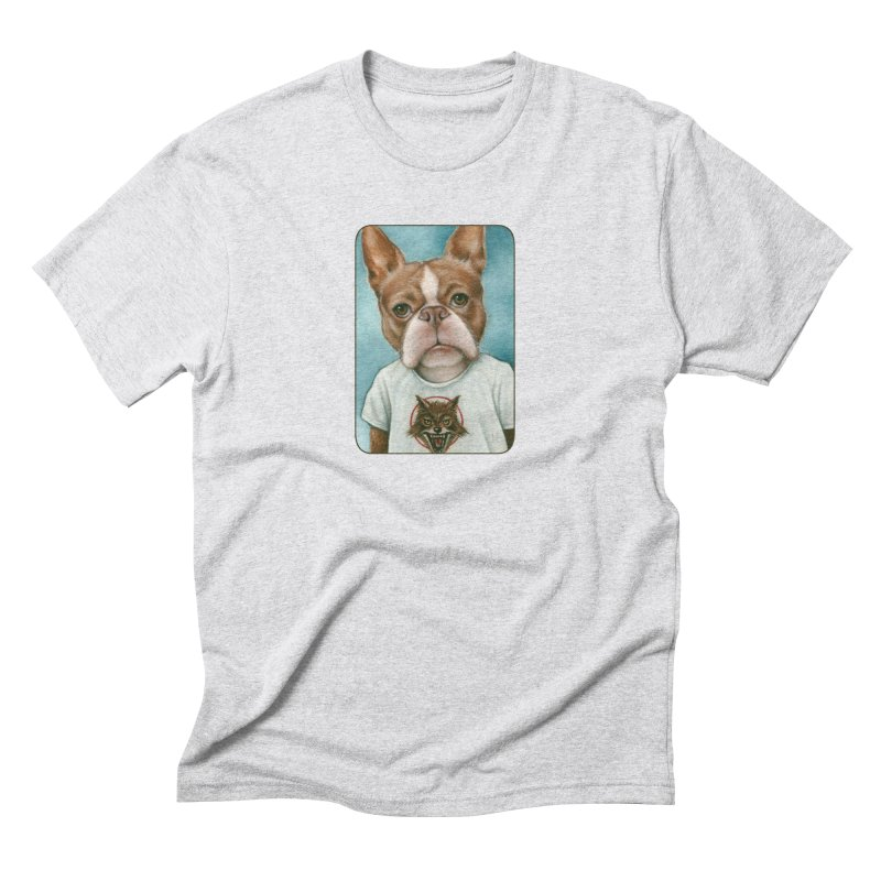 Sheep In Wolf's Clothing Men's Triblend T-Shirt by Ken Keirns