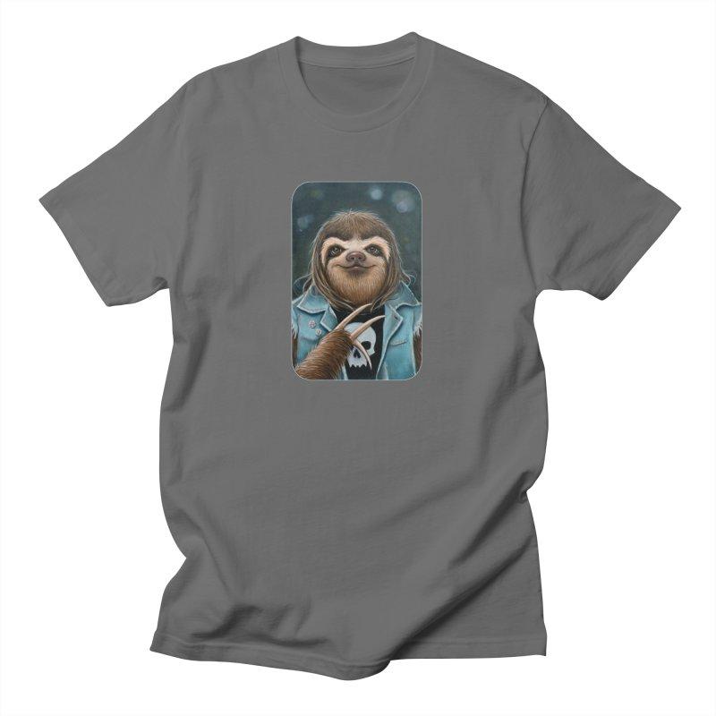 Metal Sloth Women's T-Shirt by Ken Keirns
