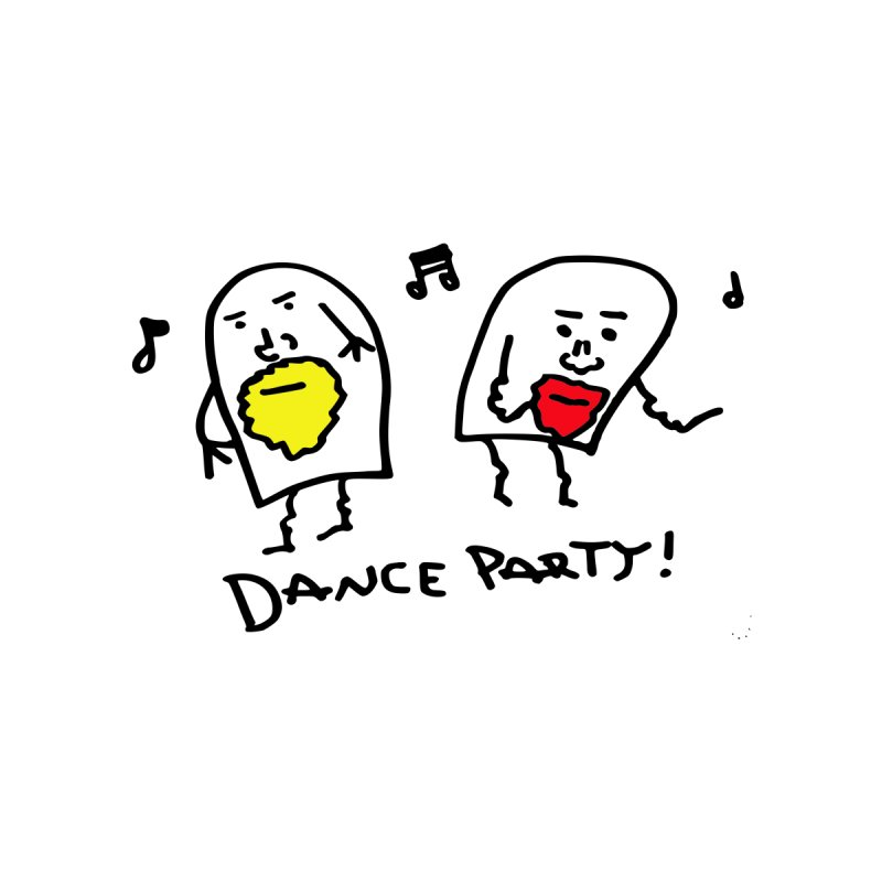Dance Party by Art by KP