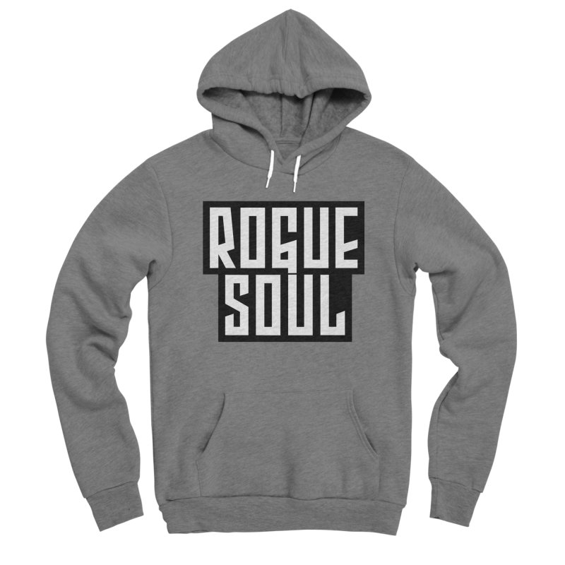 Rogue Soul Original Logo Men's Pullover Hoody by kense's Shop