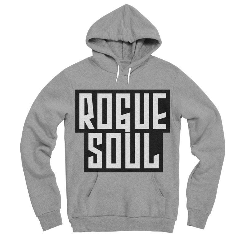 Rogue Soul Original Logo Men's Sponge Fleece Pullover Hoody by kense's Shop