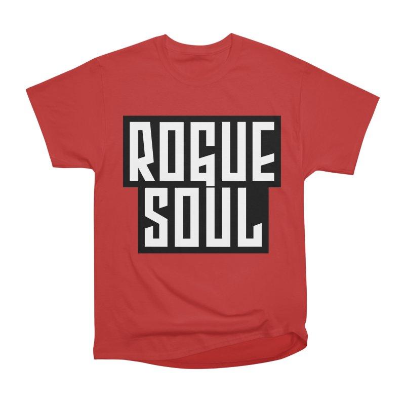 Rogue Soul Original Logo Men's Heavyweight T-Shirt by kense's Shop