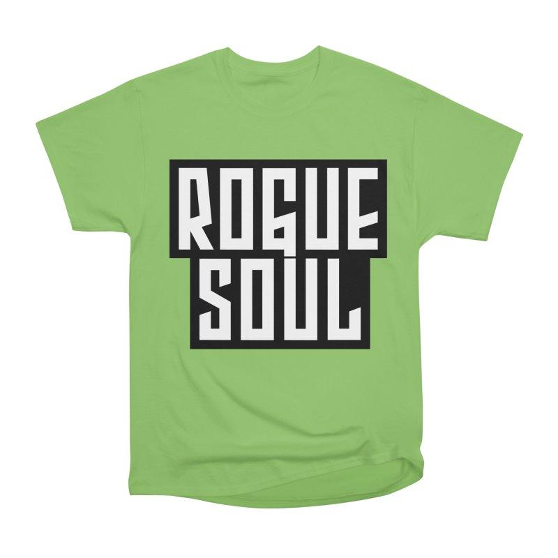 Rogue Soul Original Logo Men's T-Shirt by kense's Shop