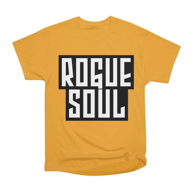 Rogue Soul Original Logo Women's Heavyweight Unisex T-Shirt by kense's Shop