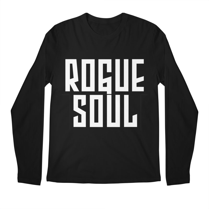 Rogue Soul Original Logo Men's Regular Longsleeve T-Shirt by kense's Shop
