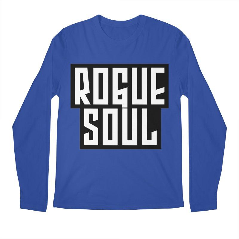 Rogue Soul Original Logo Men's Longsleeve T-Shirt by kense's Shop