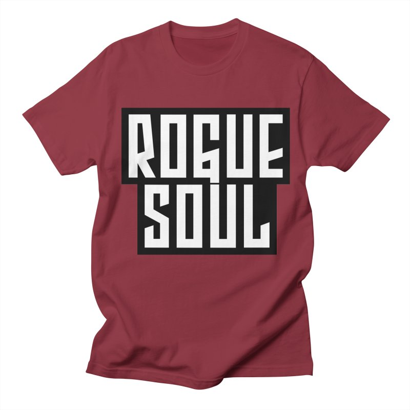 Rogue Soul Original Logo Women's Regular Unisex T-Shirt by kense's Shop