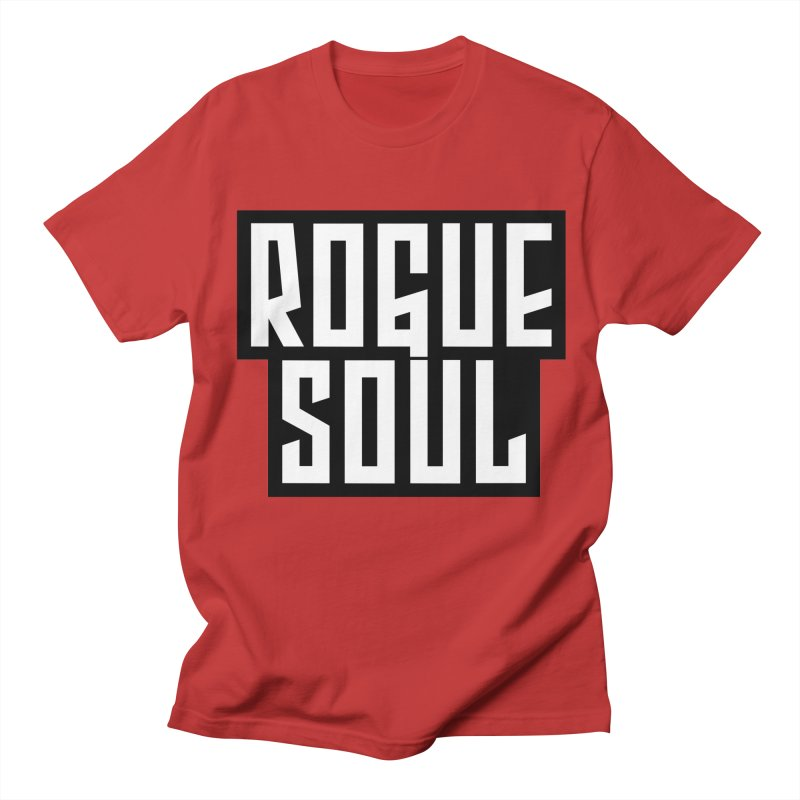 Rogue Soul Original Logo Men's T-Shirt by kense's Shop