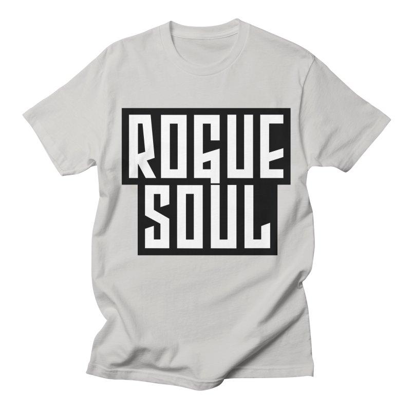 Rogue Soul Original Logo Men's Regular T-Shirt by kense's Shop