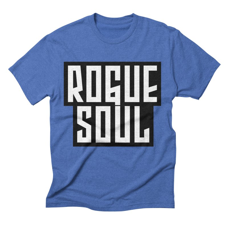 Rogue Soul Original Logo Men's Triblend T-Shirt by kense's Shop