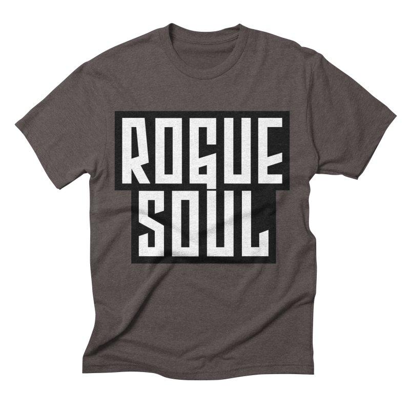 Rogue Soul Original Logo Men's Triblend T-Shirt by kense's Shop